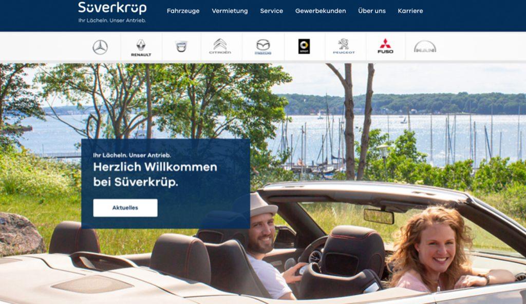 Website Relaunch - Neue Homepage Internetauftritt