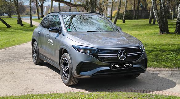EQA Süverkrüp Mercedes-EQ